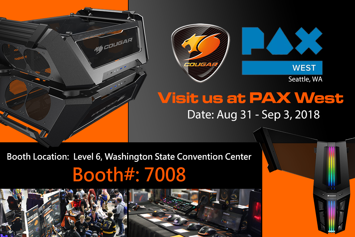 Pax West Announcement