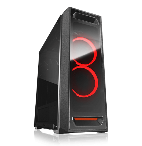 Cougar Mx350 Gaming Pc Case Cougar