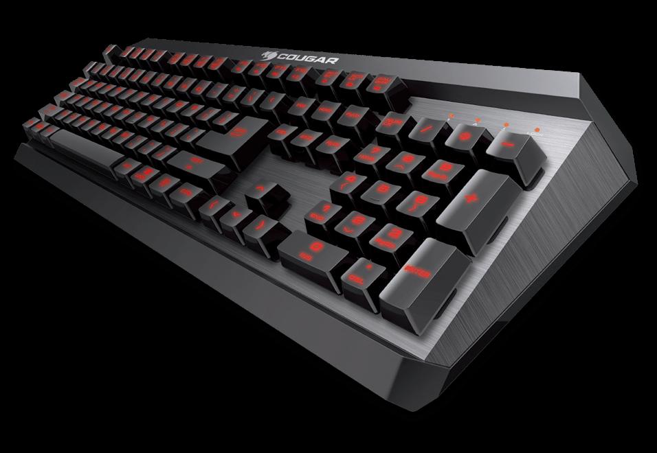COUGAR 450K - Hybrid Mechanical Gaming Keyboard
