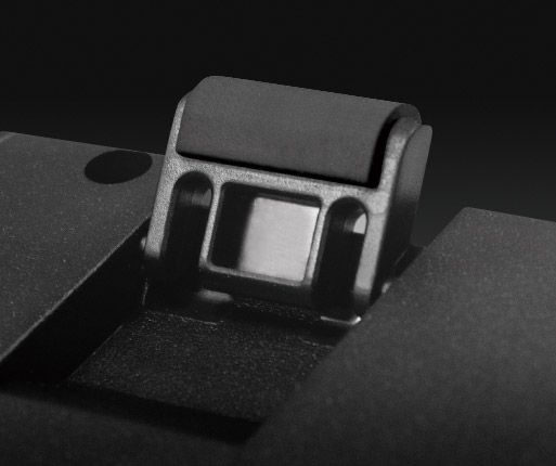 COUGAR ATTACK X3 RGB - ANTI-SLIP RUBBER FEET