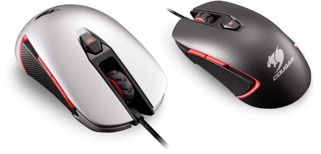 COUGAR 400M - One Mouse for All Gamers