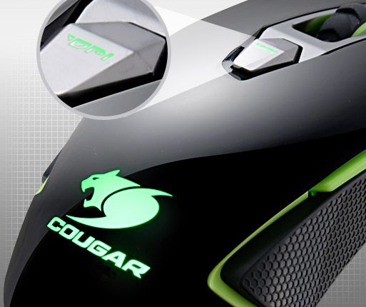 COUGAR 450M - Multicolor Backlight System