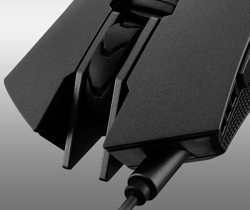 COUGAR Revenger - Micro interruptores OMRON para jogos