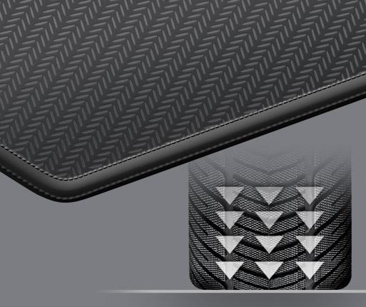 Mouse Pad para Jogo - Série SPEED - ESPESSURA MELHORADA (4mm)