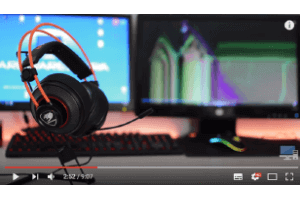 COUGAR IMMERSA, ¡Auriculares Gaming TOP!