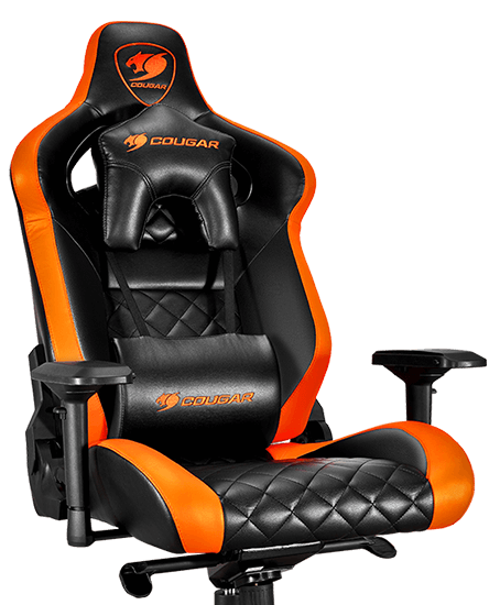 Prime Cougar Armor Titan Gaming Chair Cougar Andrewgaddart Wooden Chair Designs For Living Room Andrewgaddartcom
