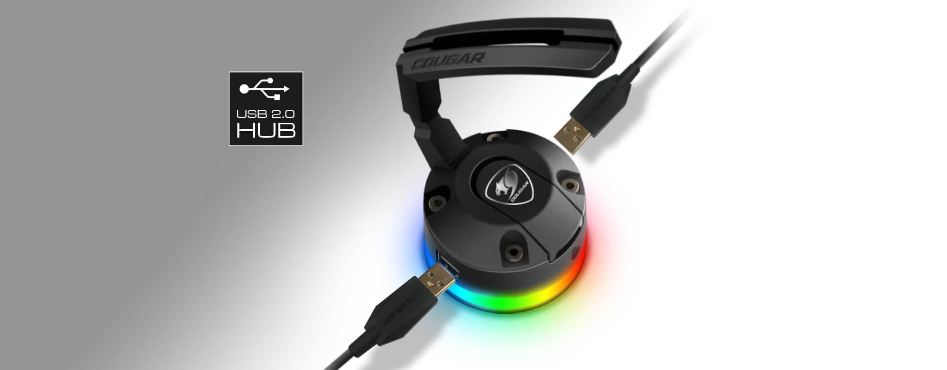 Hub USB pratique