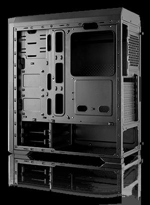 Cougar MX350 RGB Enhanced Visibility Mid-Tower Case 22