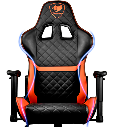 Cougar ARMOR ONE Gaming Chair - Original 10