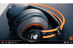 Cougar IMMERSA TI Stereo Gaming Headset 21