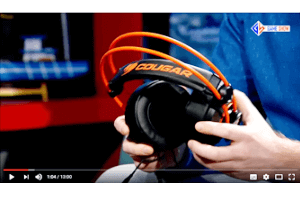 Cougar IMMERSA TI Stereo Gaming Headset 28