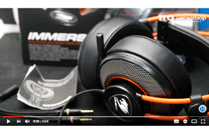 Cougar IMMERSA TI Stereo Gaming Headset 38