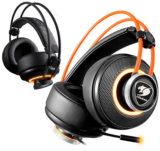 d66a21d1e63 Get Immersed. Immersa Pro is the definitive gaming headset.