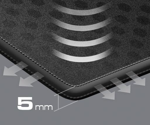 Mousepad gamer Cougar Arena XL Black 800x300x5mm 1 3PAREHBBRB5.0001