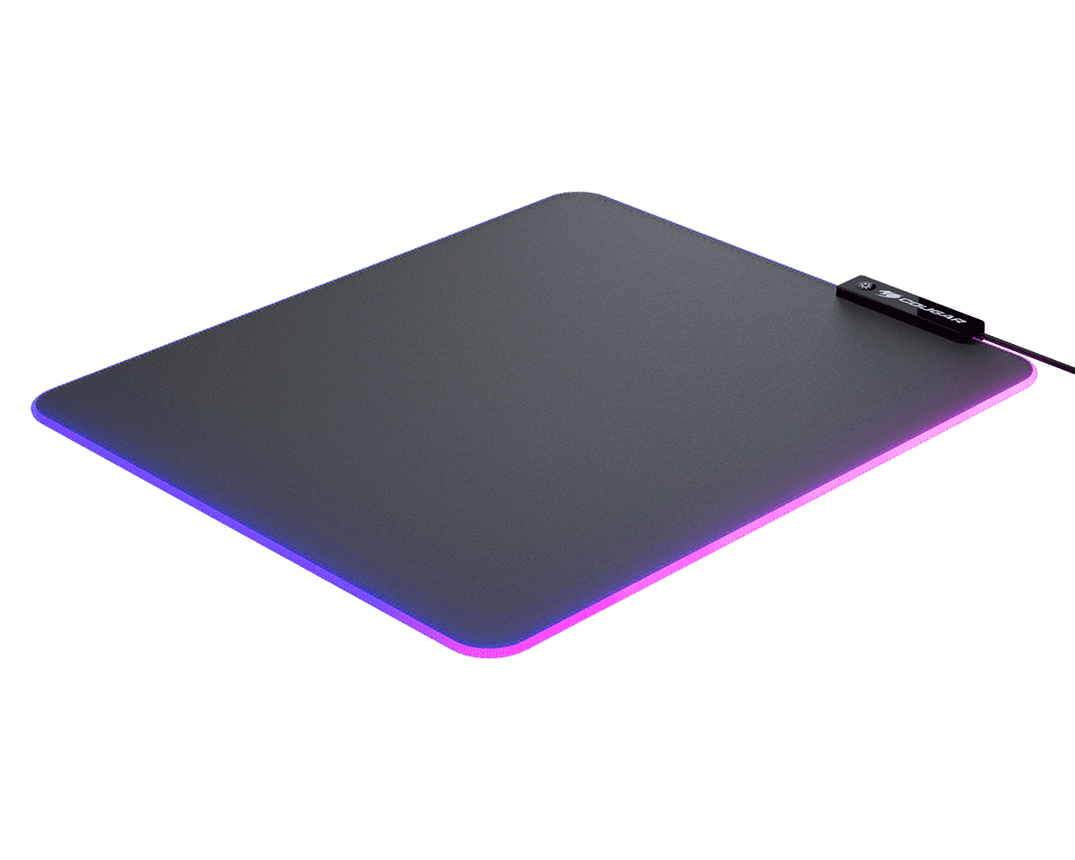 Cougar Neon Rgb Gaming Mouse Pad Cougar