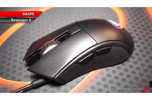 Cougar REVENGER S The Ultimate FPS Mouse​ 29
