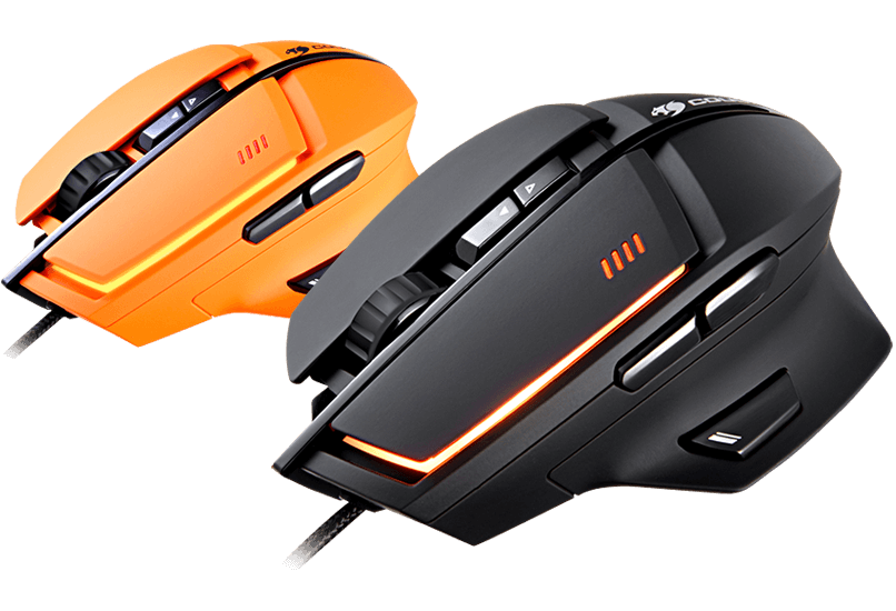 COUGAR 600M Laser Gaming Mouse - COUGAR