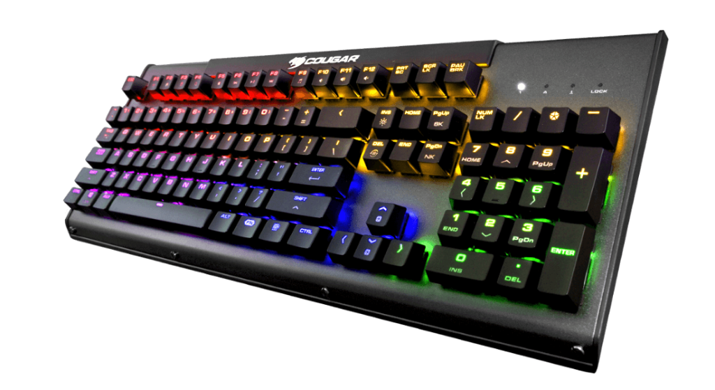 COUGAR ULTIMUS RGB - Multicolour Mechanical Gaming Keyboard - COUGAR