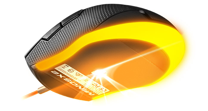 Cougar MINOS X2 Optical Gaming Mouse 13