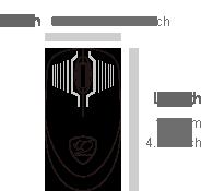 Cougar DEATHFIRE Gaming Gear Combo 40
