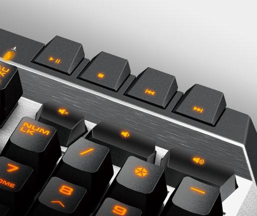 COUGAR 700K - Mechanical Gaming Keyboard - COUGAR