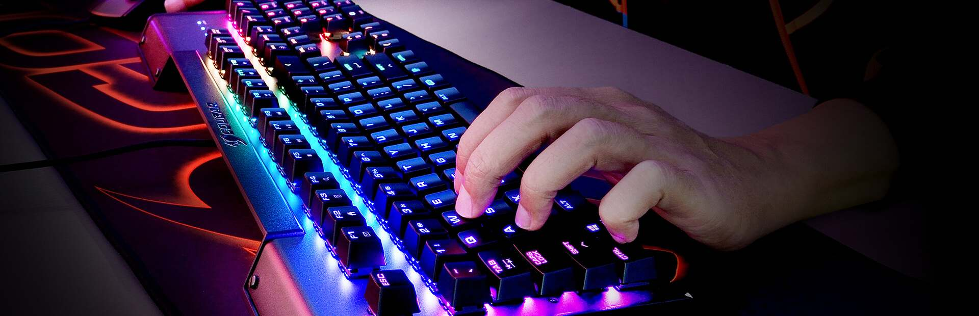 Cougar ULTIMUS RGB3 Mechanical Gaming Keyboard Blue Switches