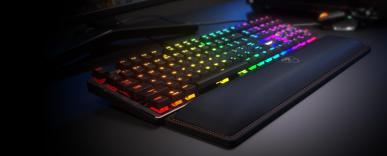 COUGAR FORT - Keyboard Rest - COUGAR