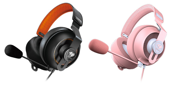 Headsets - COUGAR