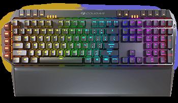 Keyboards - COUGAR