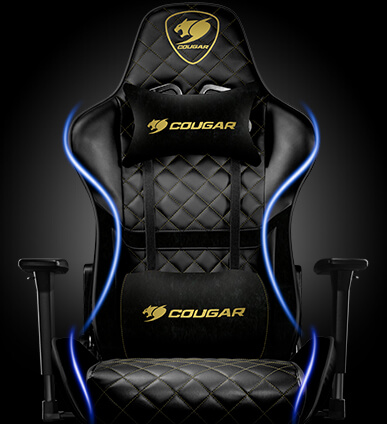 Cougar ARMOR ONE ROYAL Gaming Chair 6