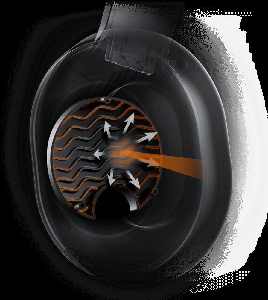 Cougar HX330 Gaming Headset - Black 9