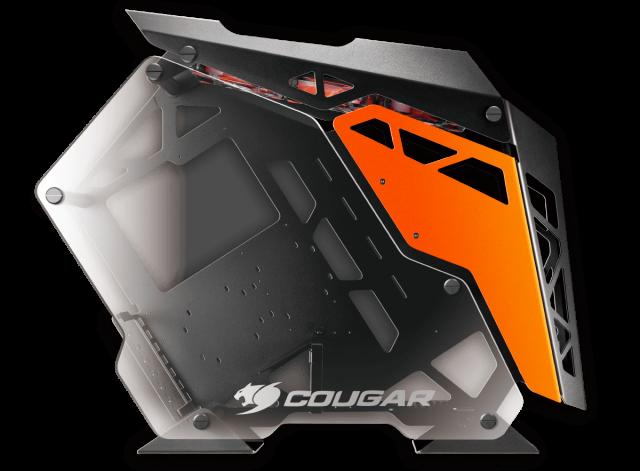 Cougar Conquer Gaming Pc Case Cougar