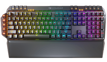 ac8f05b68cc COUGAR 700K EVO Cherry MX RGB Mechanical Gaming Keyboard