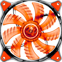 COUGAR CFD 140/120 LED Fan