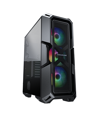 COUGAR MX440 Mesh RGB Gaming Case
