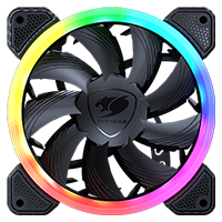 COUGAR VORTEX ARGB VK 120 - COOLING FAN