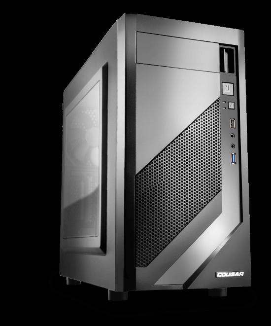 COUGAR MG110-W Gaming PC Case