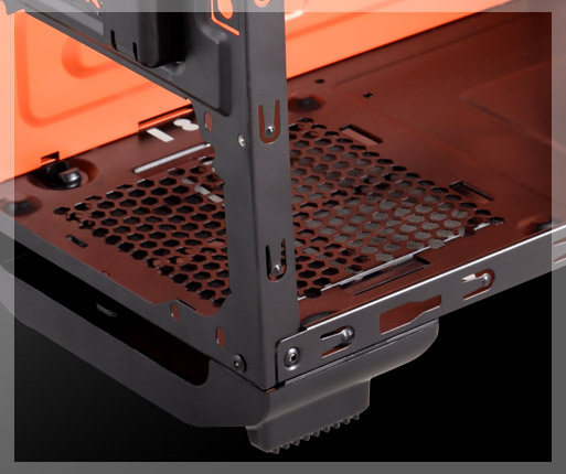 COUGAR MX310 - Highly Cleanable Design