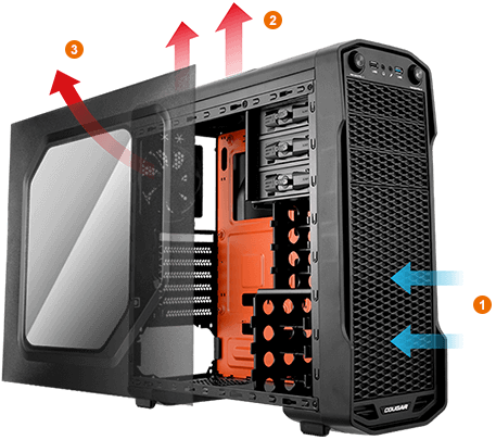 MX310 - Cooling System
