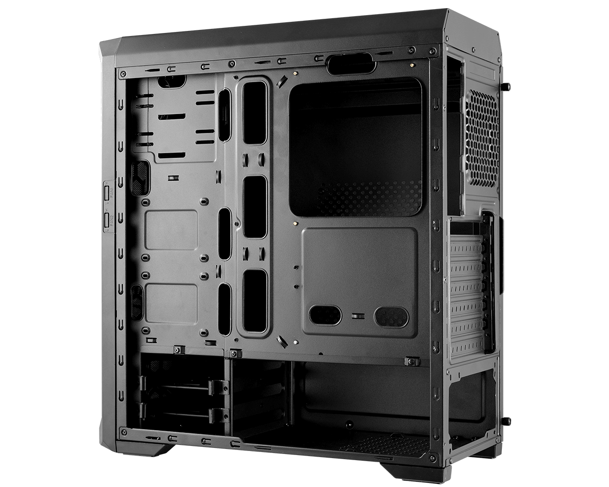 Cougar Mx330 Gaming Pc Case Wiring Computer Fans In Series X