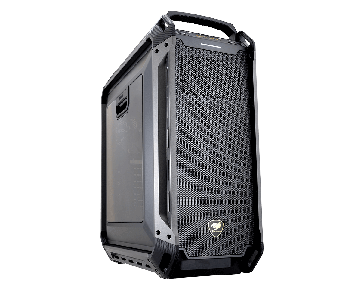 COUGARPANZER MAX - The Ultimate Full Tower Gaming Case