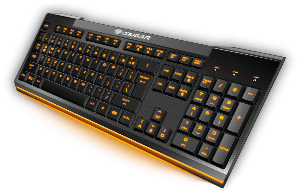COUGAR 200K - Scissor Gaming Keyboard