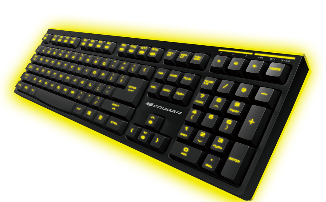 COUGAR 300K - Gaming Keyboard