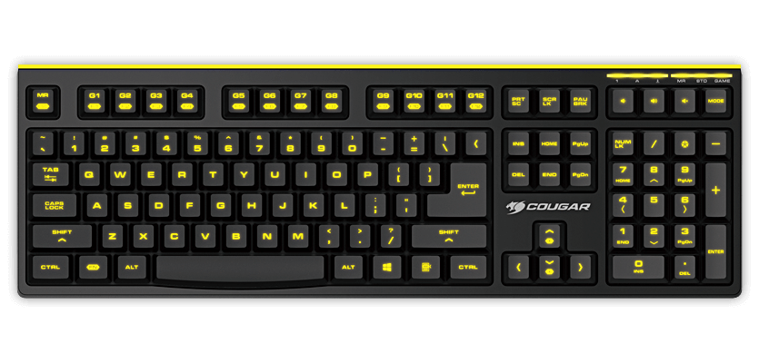 COUGAR 300K - COUGAR 300K Gaming Keyboard