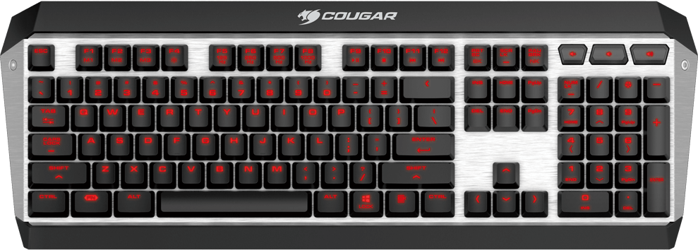 COUGAR ATTACK X3 - The Choice of Gamers