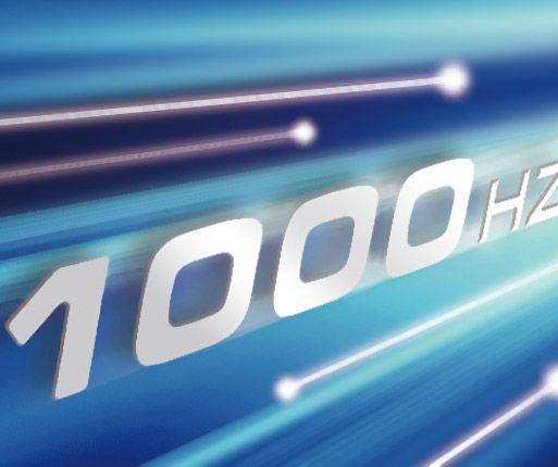 COUGAR 450M - TAXA DE SONDAGEM: 1000 HZ / TEMPO DE RESPOSTA: 1ms