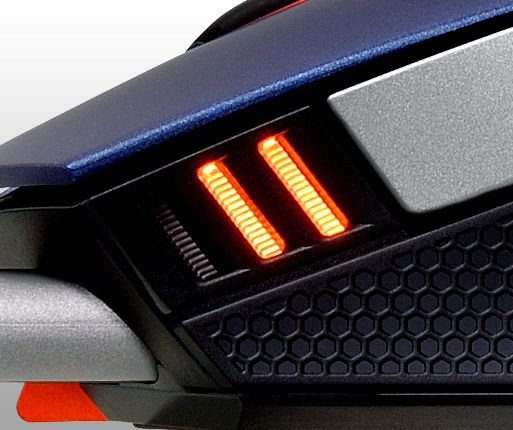 COUGAR 550M - INDICADOR LED RGB DE 3 FASES PARA DPI