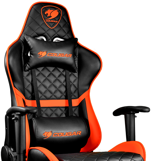 Fine Cougar Armor One Gaming Chair Welcome To Compuworld Andrewgaddart Wooden Chair Designs For Living Room Andrewgaddartcom