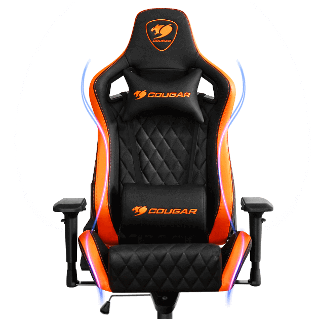 COUGAR ARMOR S - Gaming Chair