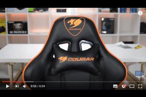 Análisis / Review Silla Gaming ARMOR, semana especial COUGAR